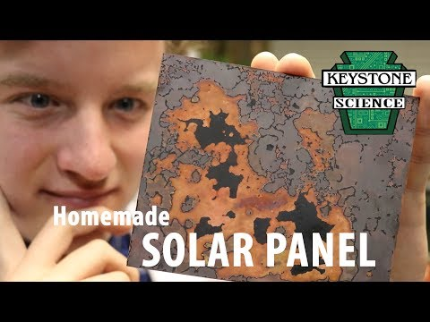How To Make A Solar Panel