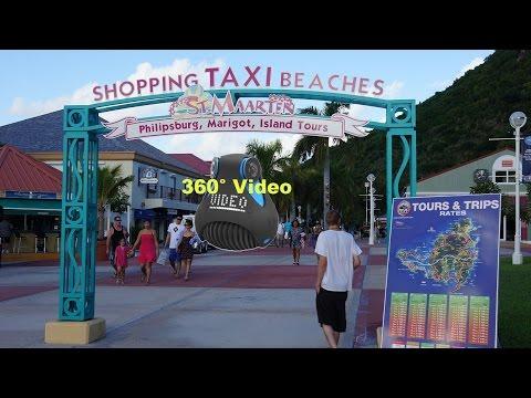Philipsburg, St  Maarten Walking Tour