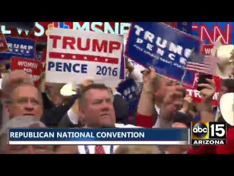 ARE YOU READY TO ROCK?! FULL SONG: Make America Great Again - Republican National Convention
