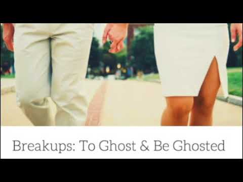 Ghosting // To Ghost & Be Ghosted //  Sarah Louise Ryan & Rena Cokayne