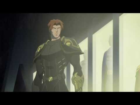 Nightwing VS Talon (Batman Vs Robin)