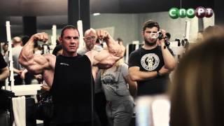 Культуризм: тренировка Пако Батиста / Bodybuilding: Paco Bautista training