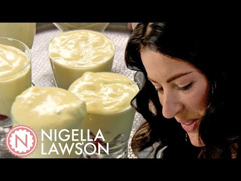 Nigella's White Chocolate & Passion Fruit Mousse | Forever Summer With Nigella