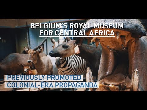 Haunted By History:  Colonial-themed Party Sparks Accusations Of Racism In Belgium