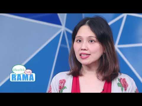 เด็กปฐมวัยกับพัฒนาการ กระตุ้นอย่างไรให้ลูกสมวัย : พบหมอรามา ช่วง Rama Health Talk  6 พ.ย.61(4/6)