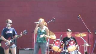 all wheel drive performing a cover of story of a girl by 3 doors down
