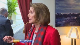 Pelosi requests delay for State of the Union - ENN 2019-01-16 thumbnail
