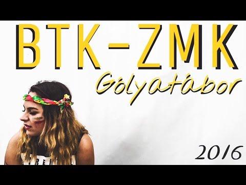 SZTE / BTK - ZMK GÓLYATÁBOR 2016 - nem hivatalos kisfilm