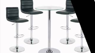 Kitchen Bar Stool And Kitchen Bar Table Packages From Lamboro