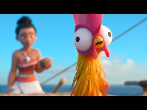 Oceania - Hei Hei - Clip dal film