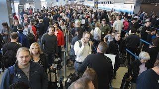 TSA Fail: Huge Lines at Airports Put Agency Under Pressure