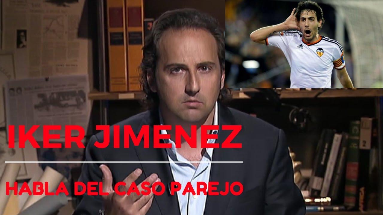 Ker jimenez se hace eco del caso parejo del valencia Exposicion cuarto milenio en valencia