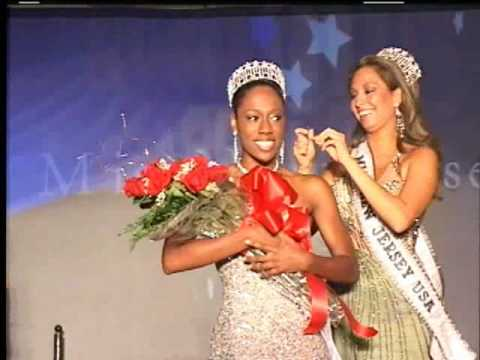 Crowning of Miss New Jersey USA 2009 Kaity Rodriguez