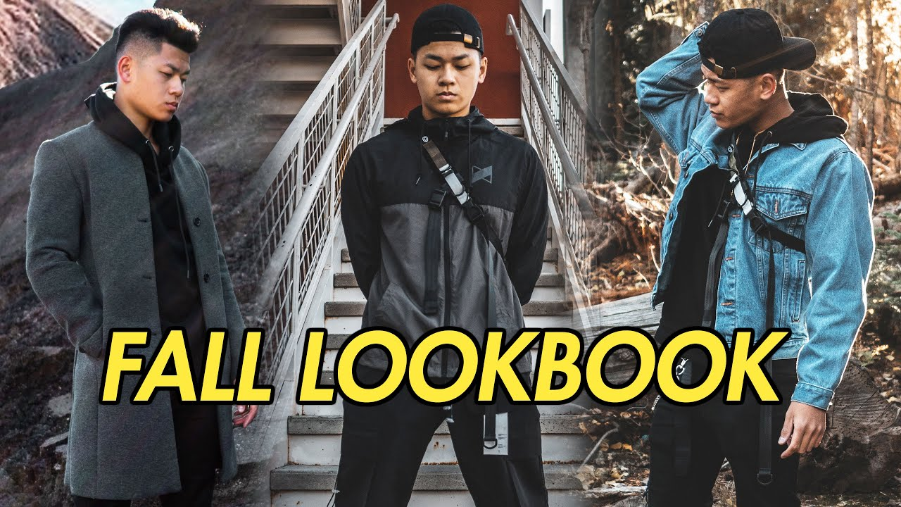 [VIDEO] - 3 Outfits 3 Different Styles | Fall Lookbook 2019 1