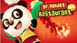 Dr  Panda's Restaurant: Asia Part 1 - Best iPad app demo for kids - Ellie
