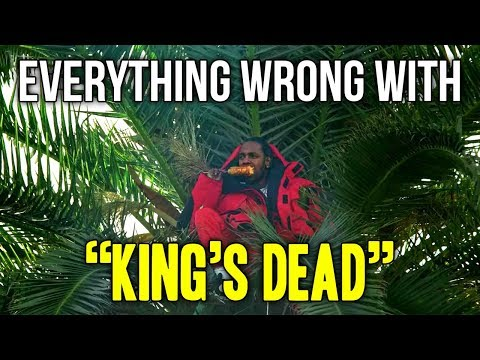 "Everything Wrong With Jay Rock, Kendrick Lamar, Future, James Blake - ""King's Dead"""