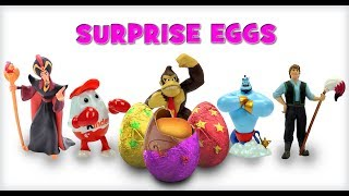 30 Surprise Eggs Toys | Supre Heros and Princes | Mystery Surprise Eggs for Children - 5