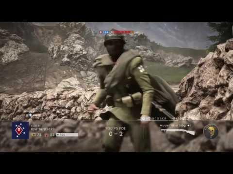 Battlefield 1 medic part 18