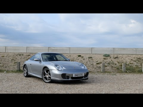 Driving To The UK's Best Beach! [What's Next For My 'Cheap' 911?]