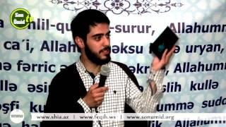 Kərbəlayi Ağadadaş _ Ramazan ayının 11-ci günü [28.06.2015]