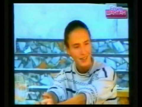 VITAS 早期的訪問 Interview and Dance