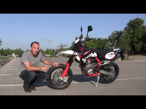 Is the SWM SM500R the ultimate supermoto?