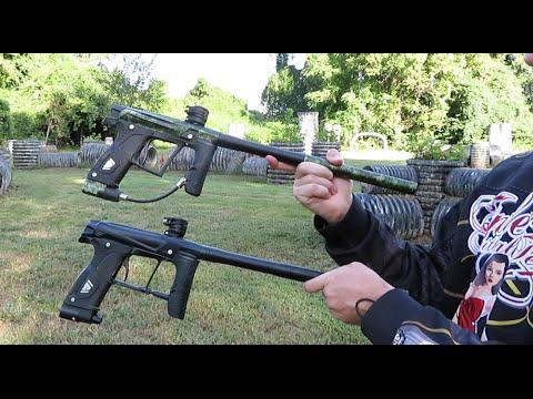 Planet Eclipse Gtek 160R Paintball Gun - First Look!