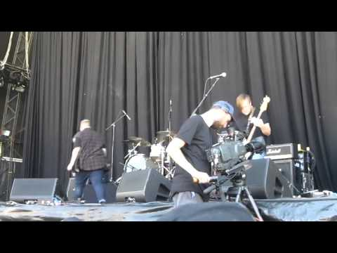 Bare Bones - live @ Soundwave, Sydney, 1 March 2015, 1/2