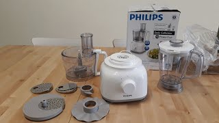 Philips Daily Collection Food Processor PLP-HR7628