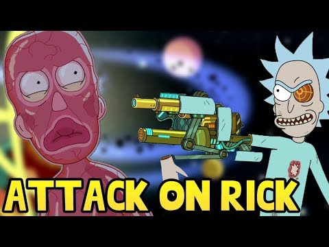 Rick and Morty Season 3 Episode 5 Easter Eggs and Breakdown