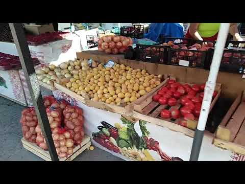Анапа рынки цены 2019 . Самый дешевый рынок в Анапе