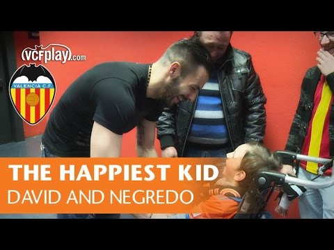 ÁLVARO NEGREDO MEETS THE HAPPIEST KID AT MESTALLA: DAVID COLOMER, AN EXAMPLE OF FAMILY ACHIEVEMENT