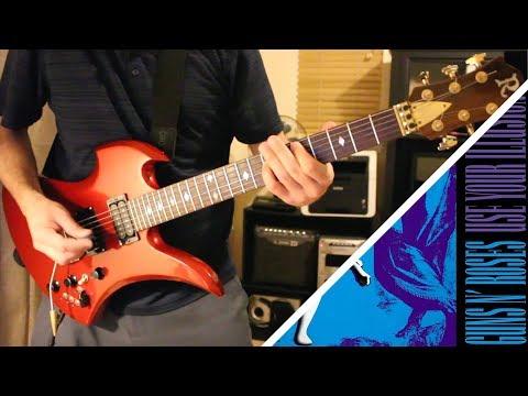 "How to get the ""Use Your Illusion"" GUITAR TONE – Slash (Guns N' Roses) – Bias Amp & Bias FX"