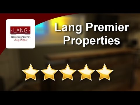 Lang Premier Properties Clawson Terrific Five Star Review by Danielle G.
