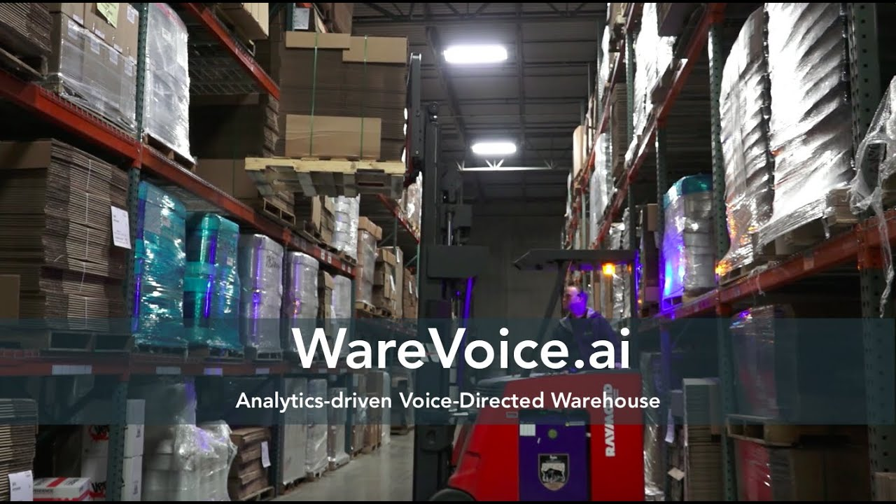 ConverSight Voice Directed Warehouse Case Study