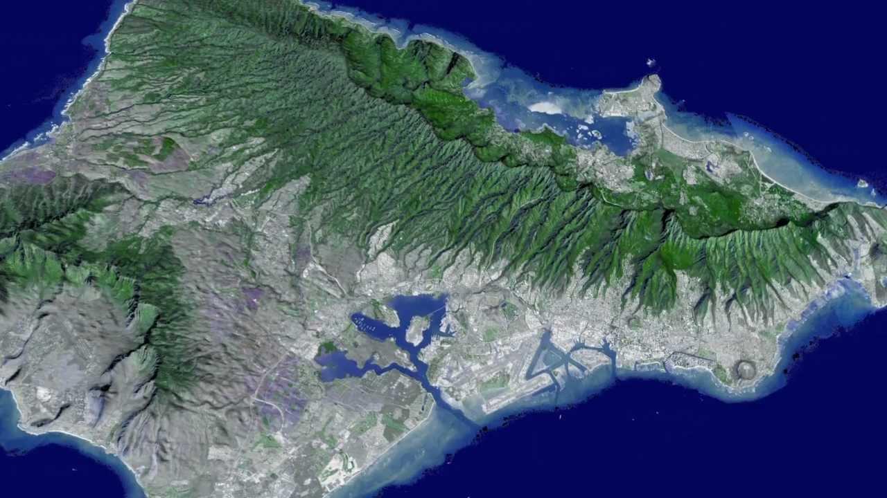 NASA Surfs the Skies Above Oahu, Hawaii [720p] - YouTube