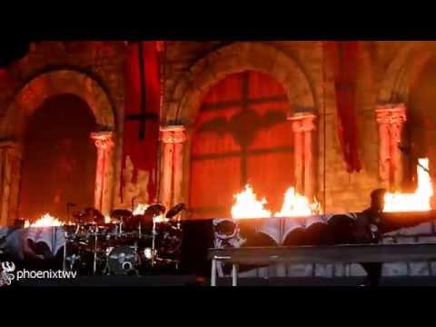 Avenged Sevenfold - Shepherd of Fire (Live At Download Festival 2014) 13/6/14