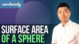 Surface Area of a Sphere - Nerdstudy