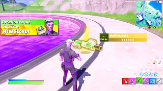 9 Hidden SECRETS in the NEW UPDATE in Fortnite! (EPIC)