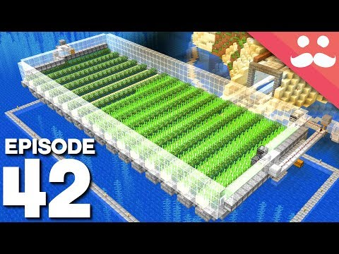 Hermitcraft 6: Episode 42 - REALLY BIG FARM!