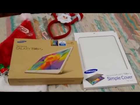 Samsung Galaxy Tab S 10.5 Inch LTE International Giveaway