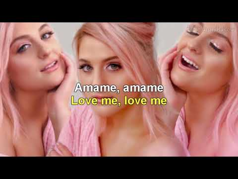 Meghan Trainor - Let You Be Right Lyrics English Español Subtitulado]