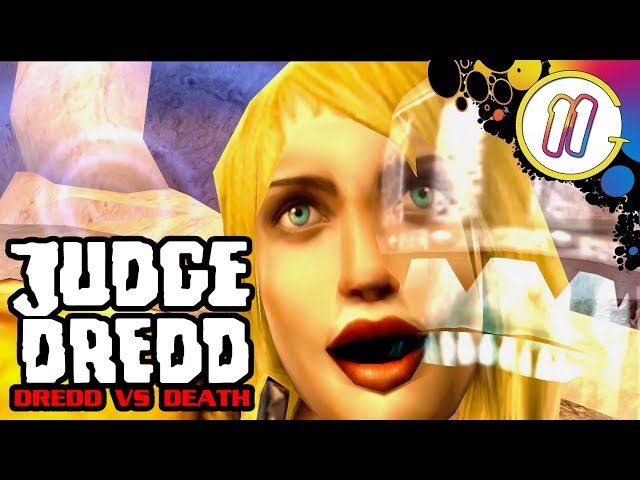 Justice Defeats Death | Judge Dredd: Dredd vs Death Part 11