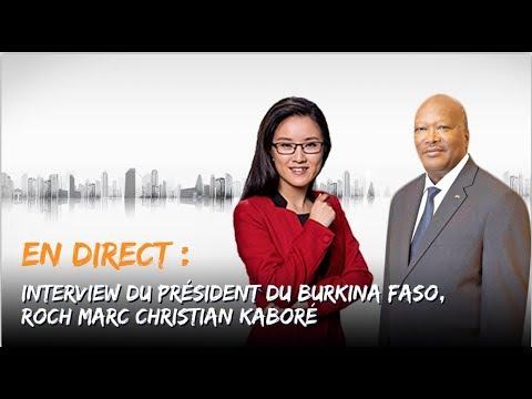 Download Interview exclusive du président du Burkina Faso Roch Marc Christian Kaboré