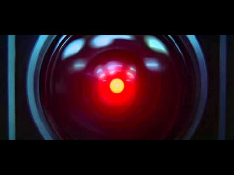 2001 A Space Odyssey - Just The HAL 9000