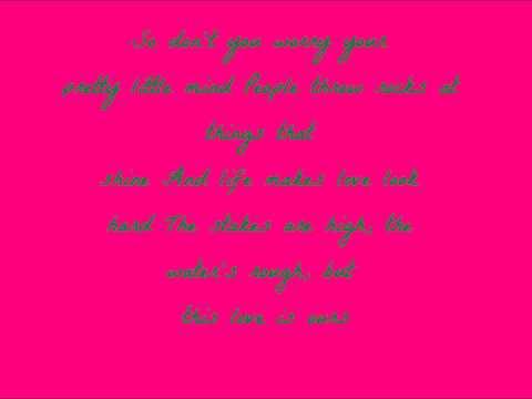 Ours lyrics