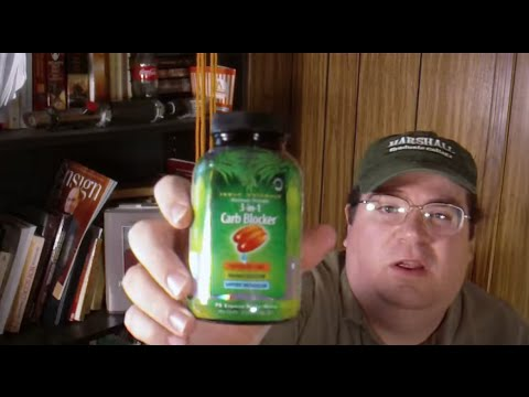 White Kidney Bean Extract ReviewSide Effects + Irwin Naturals Product