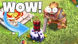 "THIS CAKE WILL BLOW YOU AWAY!! ""Clash Of Clans"" CAKE TROLL!"