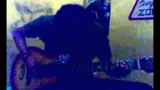 The Rock Feat Ahmad Dhani - Kamu Kamulah Surgaku (cover by aziz)