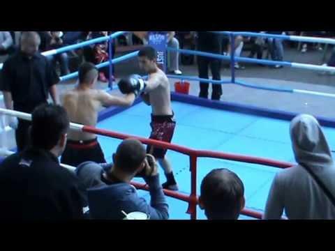 3116e7a1c9 63 Full muay thai Dan Bauer Elvis Gym Tomáš An Elite Gym Trenčín Round 1